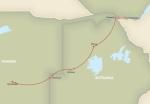 Sektion 7: Elephant Highway (1539km)