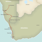 Sektion 8: Diamond Coast (1762km)