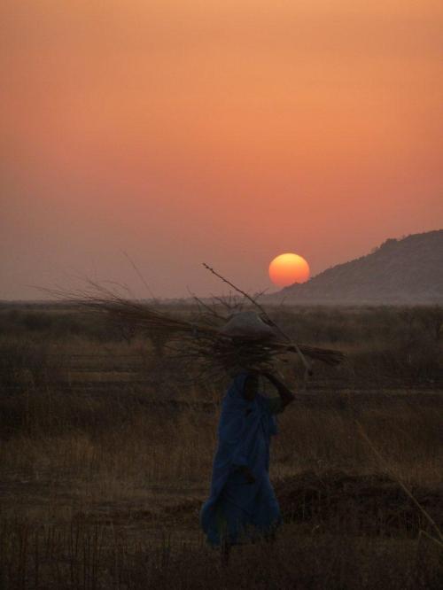 Letzte Nacht im Sudan