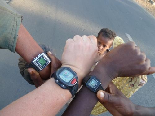 Äthiopische-Zeit, Ferengi-Zeit