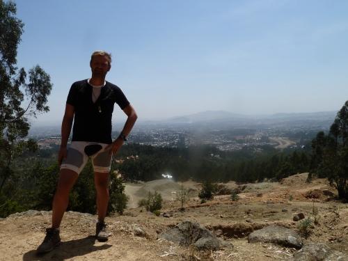 Lebenszeichen über Addis Ababa