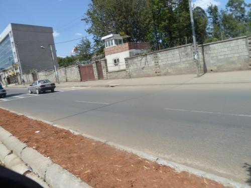 @ Kasiu und Freunde: Polnische Botschaft in Addis (aus voller Fahrt)