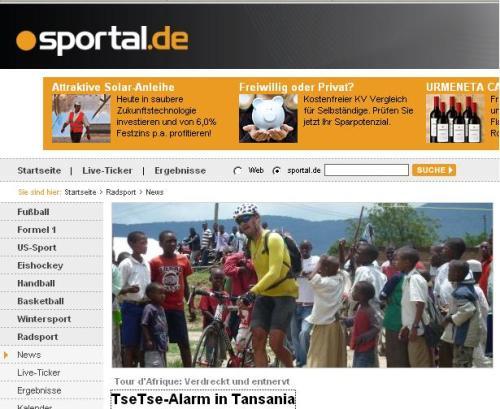 Sportal.de am Sonntag, den 30.3.2011