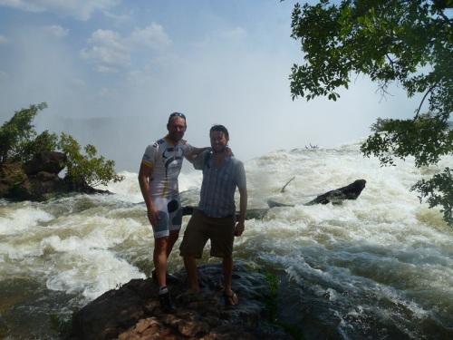 Scott and I