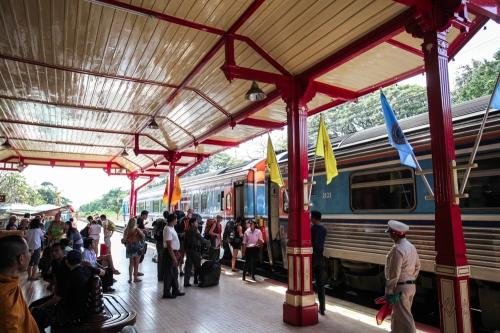Königlicher Bahnhof Hua Hin