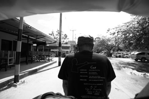 Fahrrad Rikscha