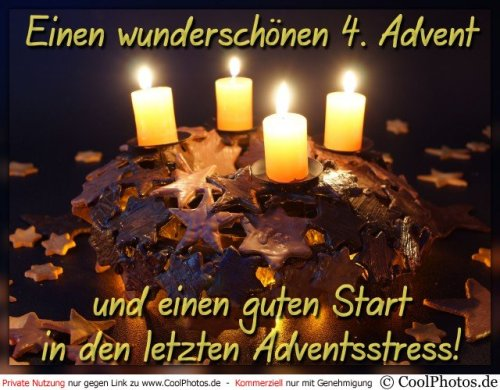 Adventsstress
