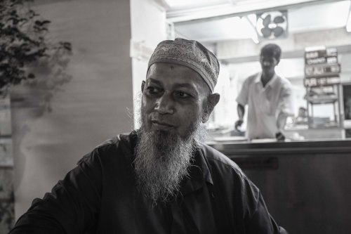 Muslim in Little India