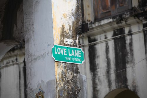 LOVE LANE by daytime
