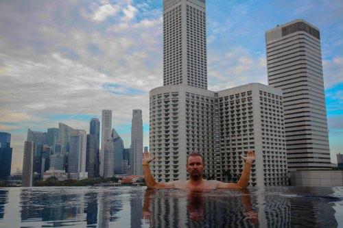 Goodbye Singapore